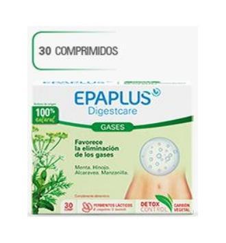 EPAPLUS GASES 30 COMPRIMIDOS