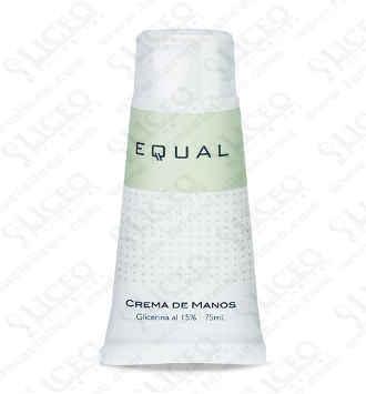 EQUAL CREMA DE MANOS 75 ML