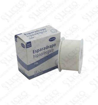 ESPARADRAPO HIPOALERGICO HARTMANN TELA 5 M X 2,5 CM