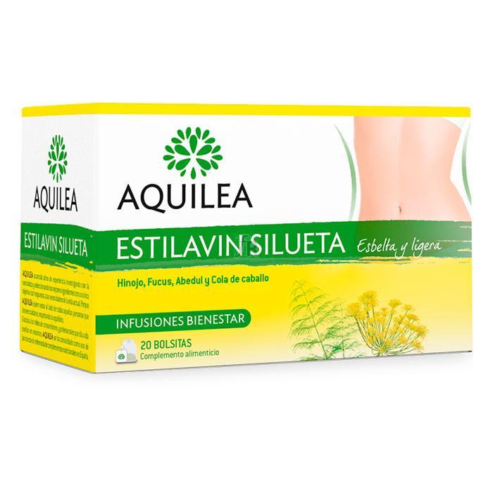 AQUILEA ESTILAVIN 20 SOBRES PARA INFUSIÓN