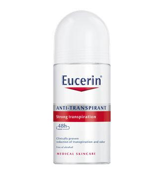 EUCERIN ANTITRASPIRANTE ROLL-ON 50 ML
