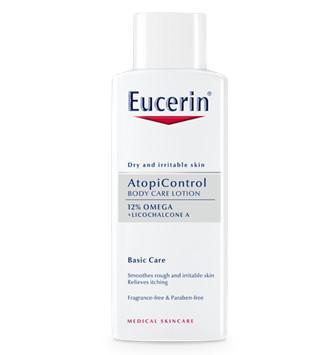 EUCERIN ATOPIC CONTROL LOCION 250 ML