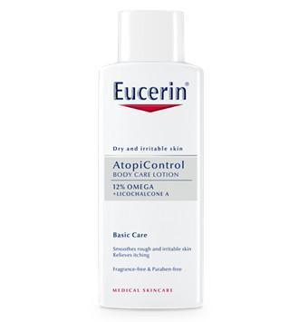 EUCERIN ATOPIC CONTROL LOCION 400 ML