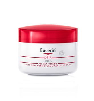 EUCERIN CREMA PIEL SENSIBLE PH-5 75 ML