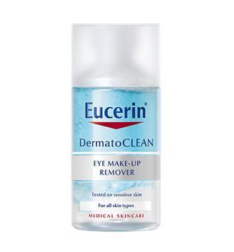 EUCERIN DERMATOCLEAN DESMAQUILLANTE OJOS 125 ML