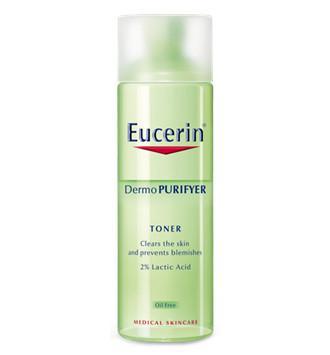 EUCERIN DERMO PURIFYER TONICO FACIAL 200 ML