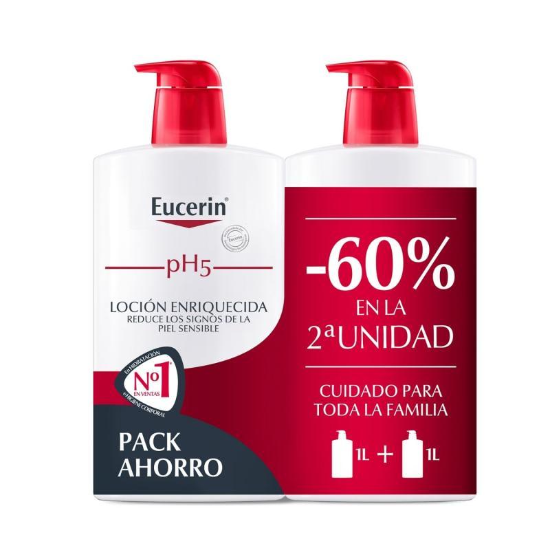 EUCERIN DUPLO PH5 LOCION ENRIQUECIDA 1 L