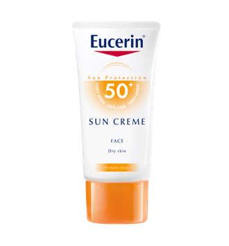 EUCERIN SUN PROTECTION 50+ SUN CREMA ROSTRO 50 ML