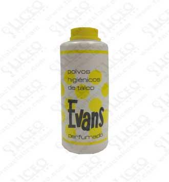 EVANS TALCO PERFUMADO 300 GR