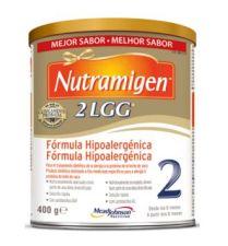 NUTRAMIGEN 2 LGG (ANTES NUTRAMIGEN 2) 400 G 1 BO