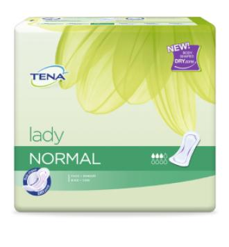 ABSORB INC ORINA LIGERA TENA LADY NORMAL 24 UNIDADES