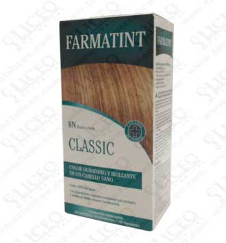 FARMATINT 135 ML RUBIO CLARO 8 N