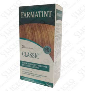 FARMATINT 135 ML RUBIO DORADO 7D