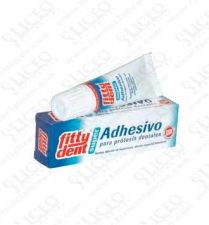 FITTYDENT SUPERADHESIVO PROTESIS DENTAL ADHESIVO