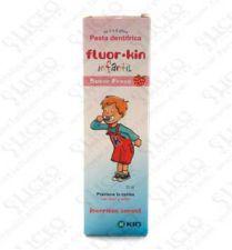 FLUOR KIN INFANTIL PASTA DENTIFRICA FRESA 50 ML