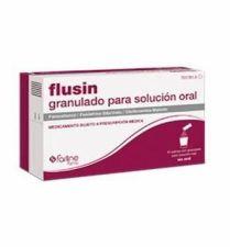 FLUSIN 1000/4/10 MG 10 SOBRES GRANULADO SOLUCION ORAL