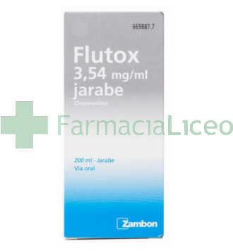 FLUTOX 17.7 MG/5 ML JARABE 200 ML
