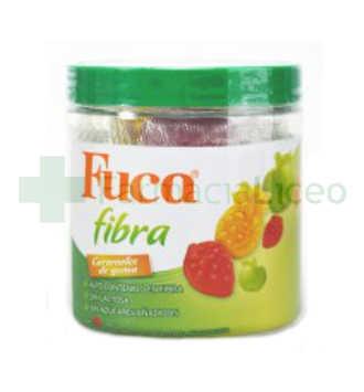 FUCA FIBRA CARAMELOS DE GOMA 14 CARAMELOS