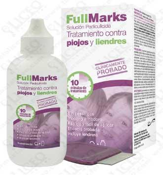 FULL MARKS SOLUCION ANTIPIOJOS 100 ML