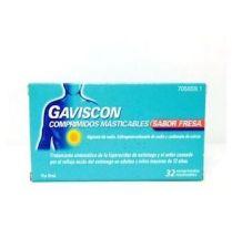 GAVISCON 32 COMP MASTICABLES FRESA (BLISTER)