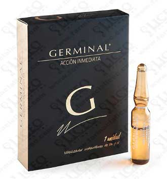 GERMINAL ACCION INMEDIATA 1,5 ML 1 AMPOLLA