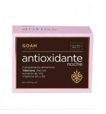 GOAH CLINIC ANTIOXIDANTE NOCHE 60 CAPSULAS