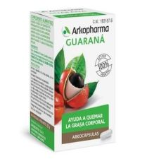 GUARANA ARKOCAPSULAS 45 CAPS