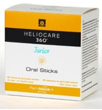 HELIOCARE 360 JUNIOR ORAL 20ST