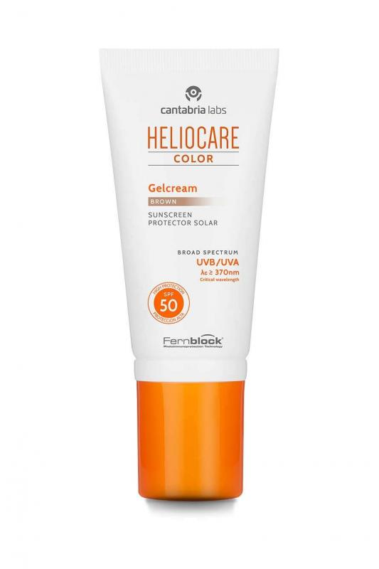 HELIOCARE COLOR GELCREMA SPF 50 BROWN 50 ML