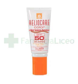 HELIOCARE COLOR GEL-CREMA BROWN 50 ML