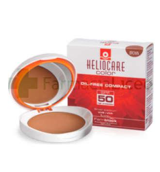 HELIOCARE COMPACTO OIL FREE 50 LIGHT 10 GR