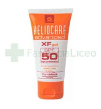 HELIOCARE XF GEL 50 50 ML