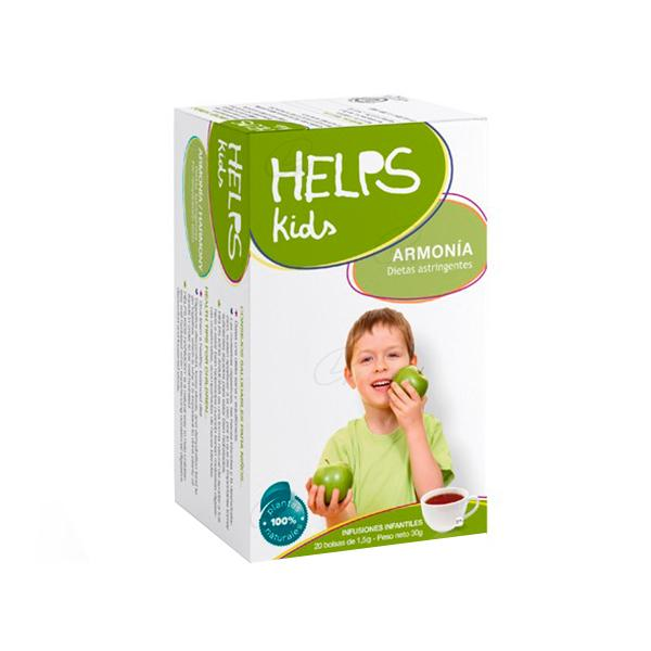HELPS KIDS ARMONIA 1.5 G 25 FILTROS