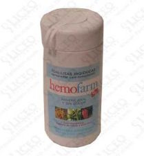 HEMOFARM PLUS TOALLITAS HIGIENE ANAL BOTE 60 TOA