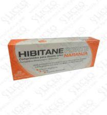 HIBITANE 5/5 MG 20 COMPRIMIDOS PARA CHUPAR NARAN