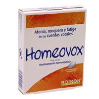 HOMEOVOX  60 CO BOIRON