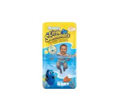 HUGGIES LITTLE SWIMMERS T2-T3 12 U