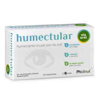 HUMECTULAR 30 COMP