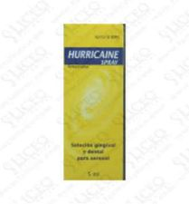 HURRICAINE PULVERIZADOR 200 MG/ML SOLUCION TOPIC