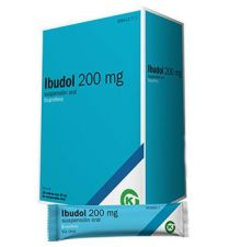 IBUDOL PEDIATRICO 200 MG 20 SOBRES SUSPENSION OR