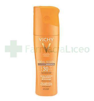 VICHY IDEAL SOLEIL SPRAY BRONZE IP30+ 200 ML