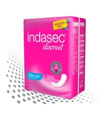 INDASEC NORMAL COMPRESA PERDIDAS LEVES BOLSA 24+