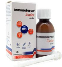 INMUNOFERON JUNIOR JARABE 150 ML