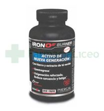 IRON O2 BURNER 30 CAPSULAS
