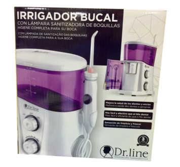 IRRIGADOR BUCAL ELECTRICO DR LINE