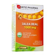 JALEA REAL 1000 MG AMPOLLA BEBIBLE 20 AMPOLLAS
