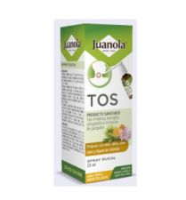 JUANOLA TOS SPRAY BUCAL SABOR MIEL MENTOLADA 120 ML