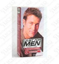 JUST FOR MEN CHAMPU COLORANTE 30 CC CASTAÑO CLAR