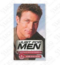 JUST FOR MEN CHAMPU COLORANTE 30 CC CASTAÑO OSCU