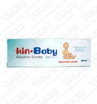 KIN BABY BALSAMO ENCÍAS 30 ML GEL